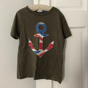 Mini Boden Anchor T-Shirt
